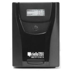 Net Power Riello UPS 600 - 2000VA Line Interaktive USV Anlagen